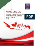 Konsensus DM 2015