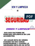 Tema 013 Orden y Limpieza 5S Manual
