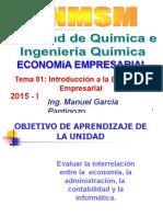 ECO - 2016 - I - UNIDAD-1-Economia-Empresarial - MEJOR