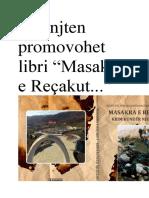 Të enjten promovohet libri.docx