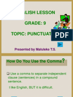 punctuationpowerpointpresentation-140308041248-phpapp02