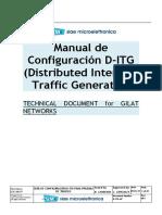 Manual Test Ditg