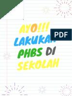 Flipchart PHBS