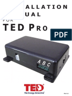 TED Pro Installation 4.2