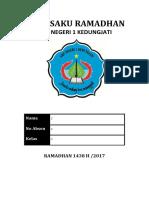 Buku Saku Ramadhan