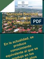 Nicaragua-Enfoque Basado en Competencias