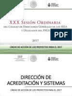 3.Lineamientos Generales Proyectos 2017