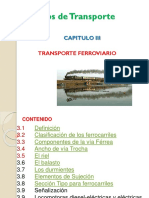 Capitulo III Transporte Ferroviario