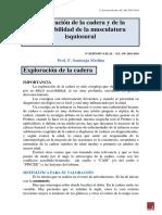 2010 Santonja. Exploración CADERA e ISQUIOSURALES para OCW