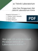Power Point Teklab