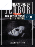 The Literature of Terror- David Punter (2)