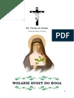 Teresa z Avila - Wołanie Duszy Do Boga