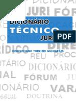 Dicionário Tecnico juridico - Deocleciano Torrieri (2013).pdf