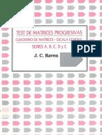 Cuaderno de Matrices. Escala General.pdf