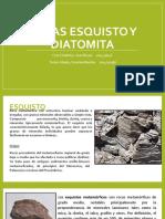 Esquisto y Diatomita Grupo 5