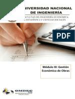 Mod III- Gestion Del Area Economica