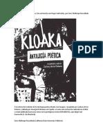 Movimiento Kloaka