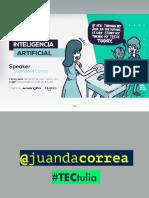 La #Tectulia 4 - Inteligencia Artificial