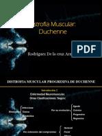 Transtorno Muscular de Duchenne