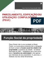apresentação PEUC- UFABC