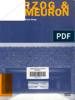 - Obras y Proyectos - Arquitectura (j Herzog & p de Meuron - Gustavo Gili 2003)