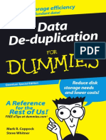 ST00570 v01 Data Deduplication for Dummies Book