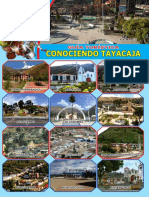 Guia Turistica de Tayacaja 2016 Mpt