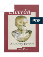 Ciceron - Anthony Everitt