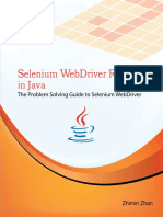 Selenium Recipes in Java Sample