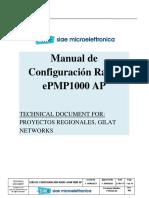 Configuración de Equipos Cambium EPMP1000 V2