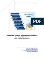 testing interview qa - Quality Analyst Interview Questions And Answers