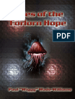 Savage Worlds Tales of Forlorn Hope
