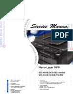 Samsung Laser Scx 4600 Scx 4623 Service Manual Free
