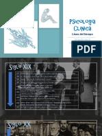 Desarrollo de la Psicología Clínica desde el Siglo XIX hasta el Siglo XX (1995).