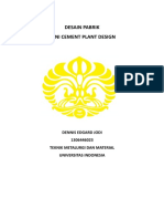 Rencana Pembangunan Mini Cement Plant.docx