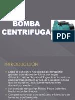 Bomba Centrifuga Ok