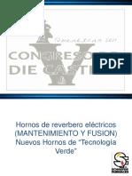 """Nuevos Hornos de """"Tecnología Verde"""