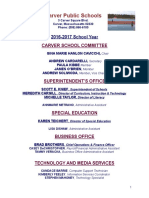 Web Staff Directory 2016 2017 2