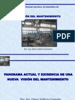 1 Gestion Del Mantto Panorama Actual