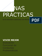 BUENAS PRÃ-CTICAS. EVALUACIý FUNCIONAL DE CONDUCTAS PROBLEMÃ-TICAS