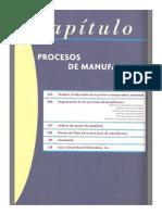 Capitulo 7 Procesos de Manufactura