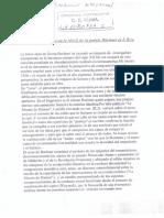 Finza, Traduccion de La Catedra