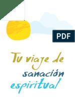 Tu viaje de sanacion espiritual