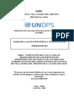 Bases 1201 - Lima Sur