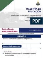Sesion 6 - Diseño de planes curriculares.ppt