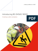 BS OHSAS 18001 Introduccion Web