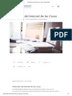 Protocolos Del Internet de Las Cosas - Equipo Altran