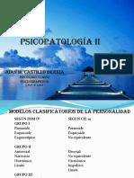 Psicopatologia - Sesion 2
