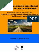 LIBRO QUE TIPO DE CIENCIA NECESITAMOS PARA CONSTRUIR UN MUNDO MEJOR.pdf