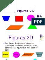 caracteristicas figuras 2d